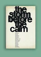 Storm Before the Calm Playboy Press HC Book Ray Bradbury SIGNED Bookplate