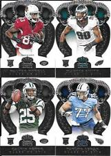 2014 CROWN ROYALE NICE (4) CARD ROOKIE LOT SEE LIST & SCANS FREE COMBINED S/H