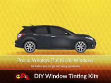 TINTGIANT PRECUT SUN STRIP WINDOW TINT FOR BMW 525i 525xi 4DR SEDAN 04-07
