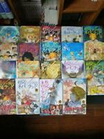 Used Japanese Comics Complete Full Set The Promised Neverland vol. 1-19