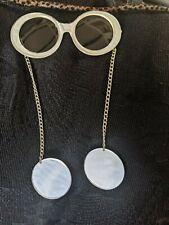 Vintage Je Dol Sunglass Earrings