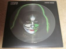 PETER CRISS / KISS - PICTURE DISC - NEW