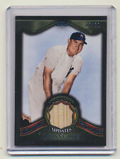 Johnny Mize New York Yankees Relic Game Used Error Card Wrong Item in Card 7/20