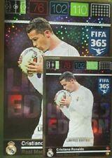 Adrenalyn XL FIFA 365 Christiano Ronaldo XXL limited Edition Panini Ödegaard 15