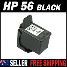 1x Black Ink for HP 56 C6656AA Deskjet 450cbi 450ci 450wbt 5160 5550 5650 9600