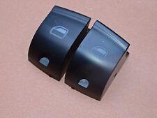 AUDI Q7 4L, A3 8P, A4 B6 B7, A6 C6 Driver Master Window Switch Button Cap