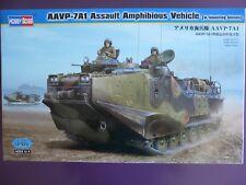 Maquette 1/35 Hobby Boss AAVP-7A1 Assault Amphibious Vehicule Ref 82413