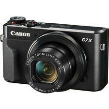 Canon PowerShot G7X Mark II 20.1 MP Compact Digital Camera Black - Brand new USA