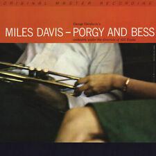 Miles Davis Porgy and Bess Mobile Fidelity Super Audio Brand New Sealed SACD #ed