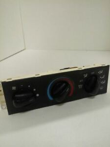 1999 Ford Explorer Heater AC Climate Temperature Control Panel OEM