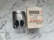 yamaha rd50m ty50m dt50m Lb50 piston oversize