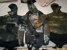 Spearfishing Polosub Tris SIZE  S M L  right to left Perfect condition 8 mm 5 mm
