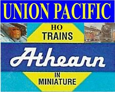 JanLotX189 Ho 2 Union Pacific 5368 Wv Caboose Athearn Kits -No Ca Sales