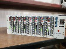 MIDAS XL 88 Rack Matrix Mixer 8 into 8 plus 8 Stand Alone Line Level Matrix Mix