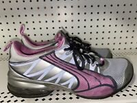 Puma Voltaic 5 Womens Athletic Running Training Shoes Size 8 Gray Pink