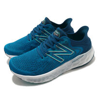 New Balance Fresh Foam X 1080 v11 Wide Blue White Men Running Shoes M1080S11 2E