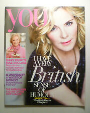 YOU MAG 2 JUNE 2013 KIM CATTRALL KATE SPADE MAX IRONS NIGEL FARAGE RUBY WAX NASA
