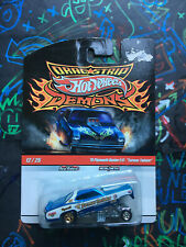 Hot Wheels '70 Plymouth Duster Funny Car Tarmac Twister F/C Dragstrip Demons