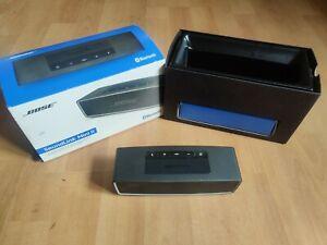 Bose SoundLink 725192-2130 Mini II 2 Wireless Bluetooth Phone Speaker - Carbon