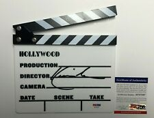 Kevin Costner Signed Movie Clapper Director *Dances With Wolves *Open Range PSA
