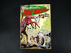 Rip Hunter Time Master #2 June 1961 Comic Book, The Alien Beasts from 500 B.C!