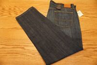 NWT MEN'S LUCKY BRAND JEANS 221 Multiple Sizes Original Straight Pacific Beach