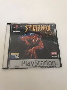 Spiderman Ps1 +13 Funciona Bien PAL Spider-man