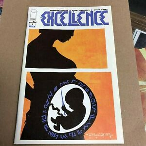 Excellence #1 Image Comics cover B