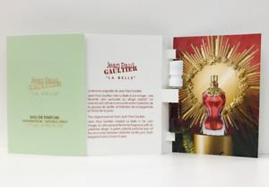 Jean Paul Gaultier La Belle Parfum EDP 1.5ml Spray Sample Vial Womens Perfume
