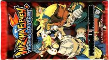 BOOSTER 6 Cartes FOOTBALL FRONTIER INAZUMA ELEVEN 2011 (MANGA)