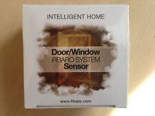 3x Fibaro Door Window Sensors FGK-1xx-UK 3 Different Colours