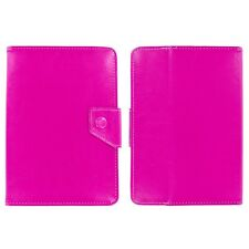 """Premium Universal 8"""" Folio Leather Case Cover Skin w/ Stand for 8-inch Tablet"""