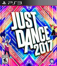 PLAYSTATION 3 JUST DANCE 2017 PS3  BRAND NEW VIDEO GAME