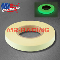 Glow in the Dark Tape Stage Safety Warning Home Decor 3/4 in.x147 ft. Green