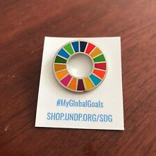Pin de los ODS (SDG from UNDP)