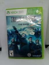 Falling Skies The Game Xbox 360 Replacement Case And Manual Only