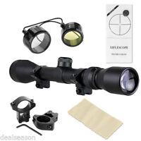 3-9x40 Mildot Zoom Lunettes Télescopique Vision pour Sniper Air Riflegun