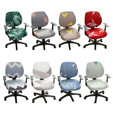Universal Office Computer Chair Cover Stretchable Rotate Chair Seat Covers Sale