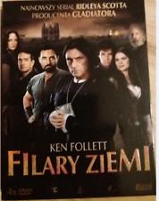 Filary Ziemi Ridley Scott 4xDVD Polish Edition The Pillars Of The Earth