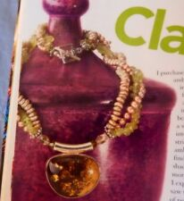 Bead Style Gemstone Necklaces Autumn Lariat Earrings & Bracelets Projects