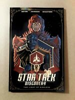 Star Trek Discovery : The Light Of Kahless IDW 2018 TPB Graphic Novel