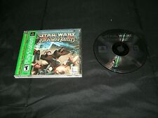 Star Wars: Episode I: Jedi Power Battles (Sony PlayStation 1, 2000) PS2 BC PS3's