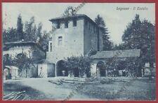 MILANO LEGNANO 54 CASTELLO Cartolina viaggiata 1934