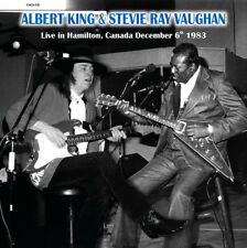 Stevie Ray Vaughan & Albert King - LIVE 1983 - NEW SEALED 180g VINYL