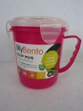 Envases de plástico de cocina color principal rosa