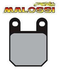 2 Plaquettes freins MALOSSI Husqvarna CH RACING 50,Italjet Dragster Formula 50