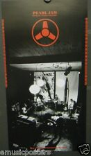 "Pearl Jam ""Single Video Theory"" Small 2-Sided U.S. Promo Poster"