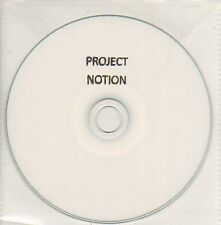 (884D) Project, Notion - DJ CD