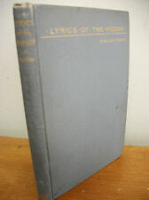 1891 LYRICS OF THE HUDSON Poems by Horatio Nelson Powers