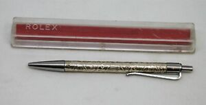 Sterling Silver Rolex Tribes of Israel Ballpoint Pen - Thames Hospice